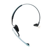 Wireless headset Royalty Free Stock Images