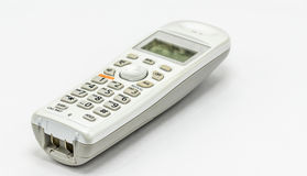 Wireless  home phone Royalty Free Stock Image