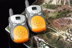 Wireless interphone Stock Images