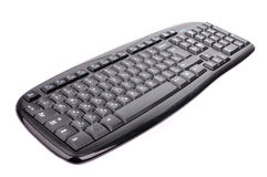 Wireless Keyboard Royalty Free Stock Images