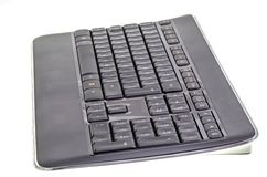 Wireless keyboard Royalty Free Stock Image