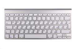 Wireless keyboard Royalty Free Stock Photography