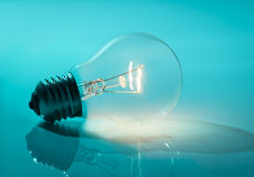 Wireless Light Bulb Royalty Free Stock Photo