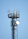 Wireless Mast Royalty Free Stock Images