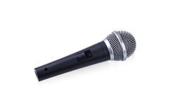 Wireless microphone Royalty Free Stock Photos