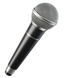 Wireless microphone Stock Photography