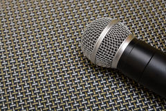 Wireless microphone - Motivational Speaker concept Stock Photos