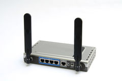 Wireless modem & router 1 Stock Images