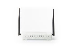 Wireless modem router network hub Stock Photography