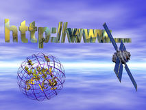 Free Wireless Money Transfer. Royalty Free Stock Photos - 593978