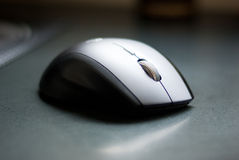 Wireless mouse Stock Images