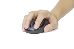 Wireless Mouse Stock Photos