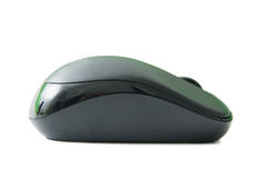 Wireless mouse. On white background Royalty Free Stock Photography