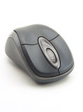 Wireless Optical Mouse. Wireless mouse on white background Stock Photography