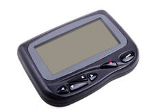 Wireless Pager. Stock Image