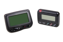 Wireless Pagers. Stock Image