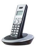 Wireless phone. Stock Images