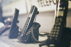 Wireless phones Royalty Free Stock Photography