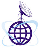 Wireless Planet Stock Photography