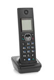 Wireless radio telephone Stock Images