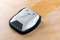 Wireless robot vacuum cleaner Stock Image