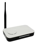 Wireless router Stock Image