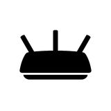 Wireless router. Available in high-resolution and several sizes to fit the needs of your project Stock Photography
