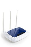 Wireless router Royalty Free Stock Photography