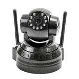 Wireless security camera Royalty Free Stock Photos
