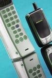 Wireless size matters Royalty Free Stock Photo