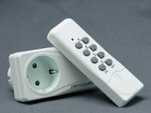 Wireless socket Royalty Free Stock Images