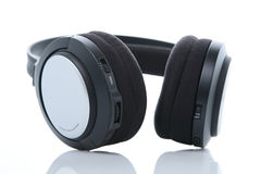 Wireless Sound - Headphones Royalty Free Stock Photo