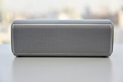 Wireless Speaker Royalty Free Stock Photography