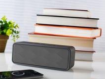 Wireless speaker Royalty Free Stock Photos