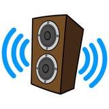 Wireless Speaker Stock Photo