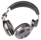 Headphones on white Royalty Free Stock Image