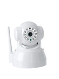 Wireless surveillance camera Stock Photography