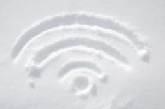 Wireless symbol Stock Photography