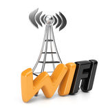 Wireless symbol Stock Photos