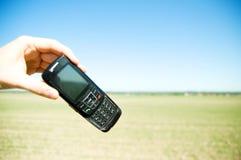 Wireless technology Stock Photo