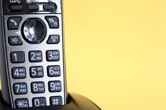 Wireless Telephone Stock Images
