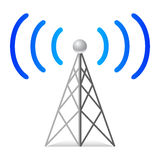 Wireless tower Stock Photography