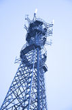 Wireless tower Royalty Free Stock Photos