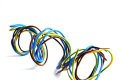 Wires Royalty Free Stock Images