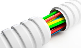Wires, cable Stock Photo