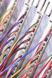 Wires IP Switchboard Panel Stock Photography