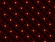 Wires with light. S texture . Good close up details vector illustration