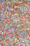 Wires scraps Stock Photos