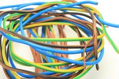 Wiring Royalty Free Stock Photos