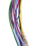 Wiring cable Royalty Free Stock Photo